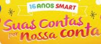 Participar Promoção Smart Supermercados Aniversário 2016