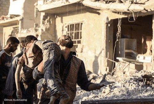Jom Bantu dan Selamatkan Aleppo!