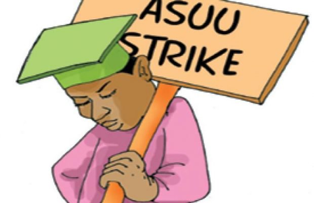 Breaking news: ASUU Declares Indefinite Strike From Today 14th