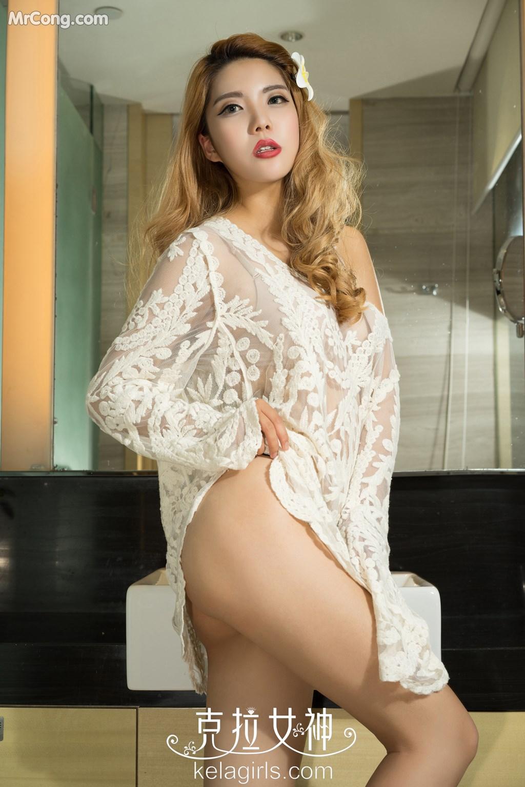 Image KelaGirls-2017-08-06-Yi-Sha-MrCong.com-009 in post KelaGirls 2017-08-06: Người mẫu Yi Sha (伊莎) (25 ảnh)