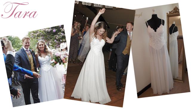 Boho floaty wedding dress manchester vintage lane bridal