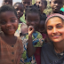 Micheal Jackson's  Daughter Paris Jackson visits Africa [Photos]
