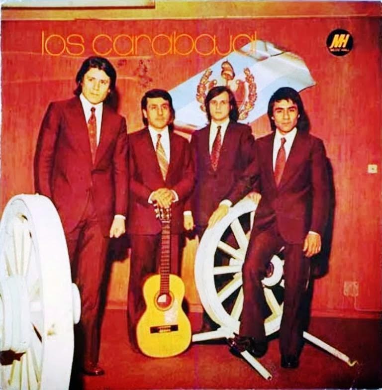 disco los carabajal 1972
