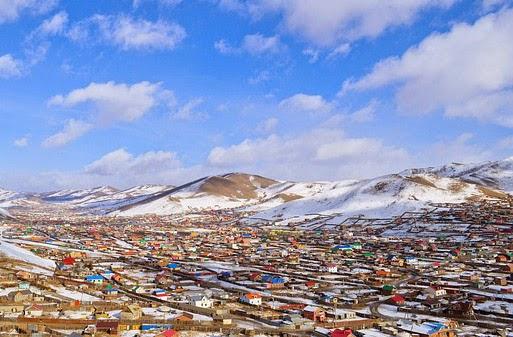 "In Ulaanbataar sagt man zum Fahrrad ""Pferd"" oder ""Kamel"""