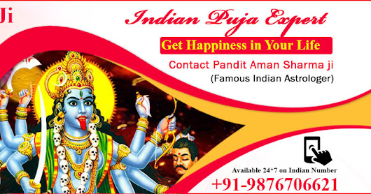 Get Love Solution By Astrologer Aman Sharma | +91 9876706621