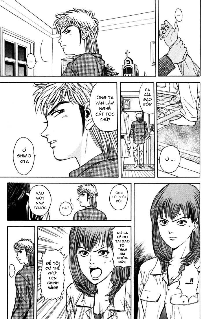 Psychometrer Eiji chapter 31 trang 19