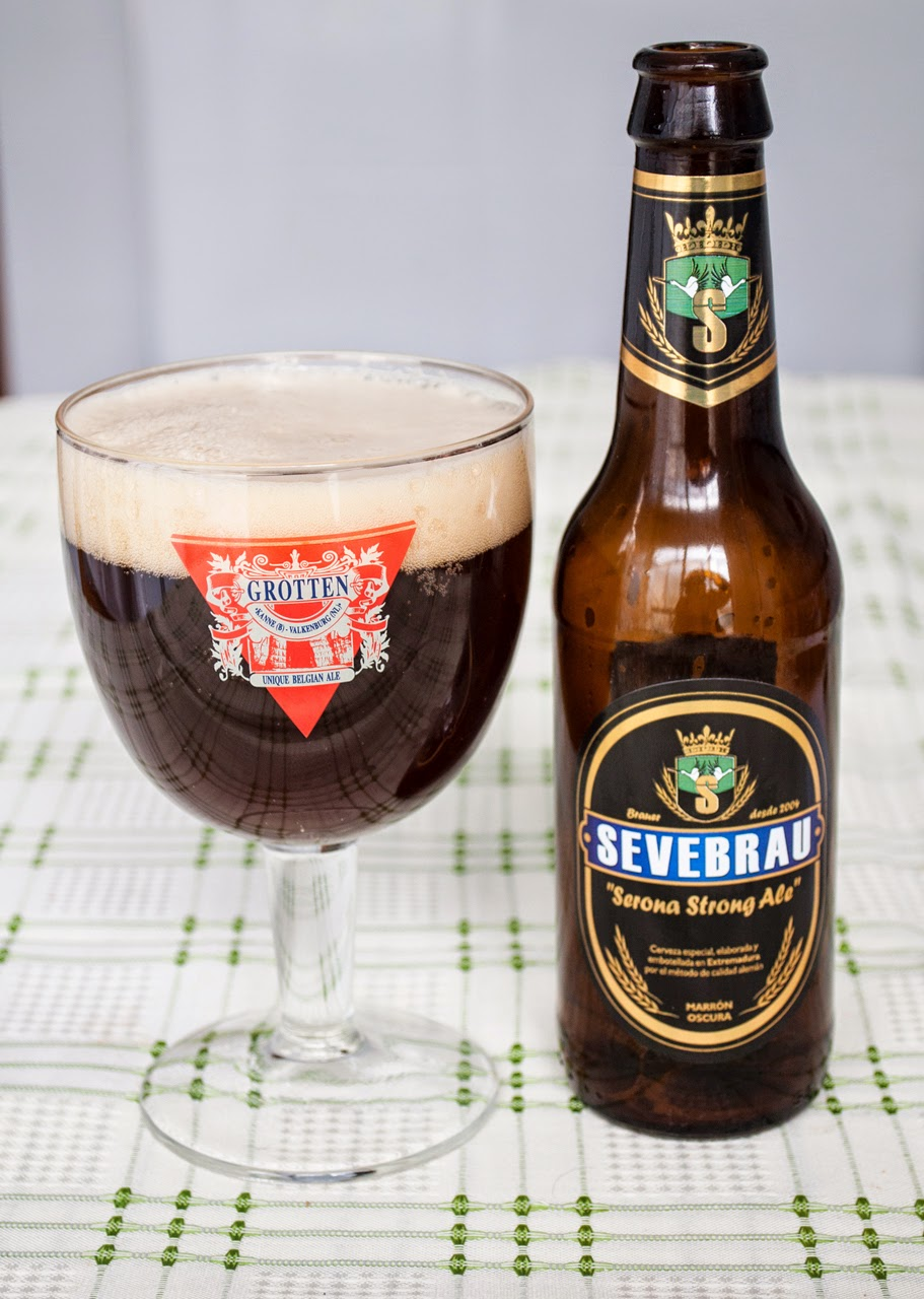 Sevebräu Serona Strong Ale
