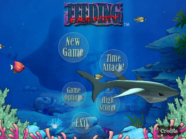 تحميل لعبة feeding frenzy 2 كاملة