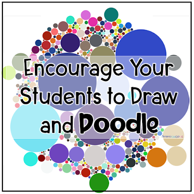 Ways to get kids to show their learning through sketch notes