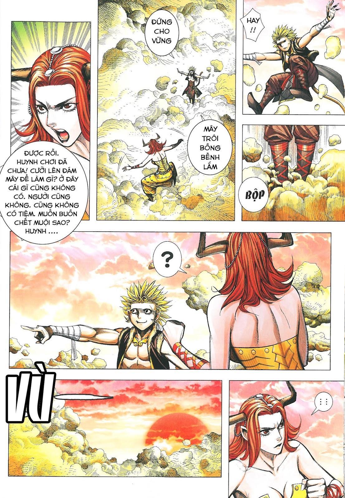 Tây Du chap 182 - Trang 23
