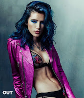 Bella Thorne, Out April 2017 issue