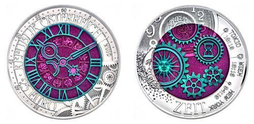 TIME Clock Niobium