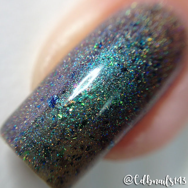 Night Owl Lacquer-Banshee Scream