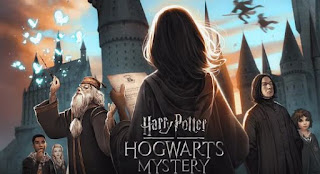 Harry Potter, Hogwarts Mystery
