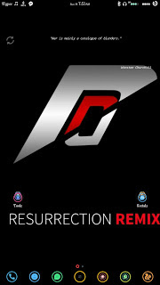 install Resurrection Remix v5.5.9 Custom Rom For Tecno L8
