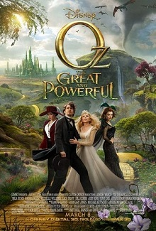 OZ: EL PODEROSO (2013) Bluray 1080p 3D HOU Latino-Ingles