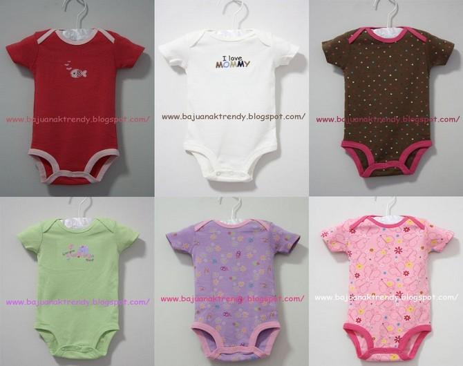 Model baju bayi perempuan umur 2 bulan Jaman Sekarang