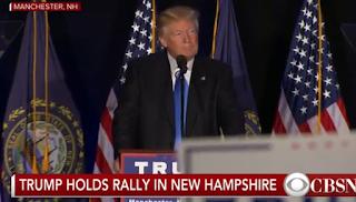 "Donald Trump: Hillary Clinton ""Should Be Ashamed"" Of Alt-Right Speech"