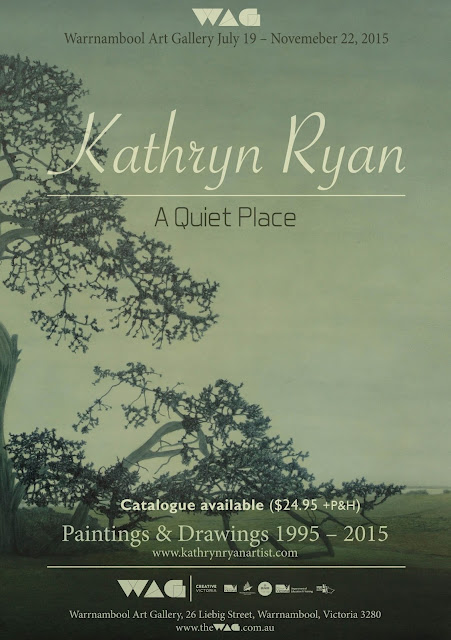 20 year Survey Exhibition, Kathryn Ryan : A Quiet Place, Paintings & Drawings 1995 - 2015