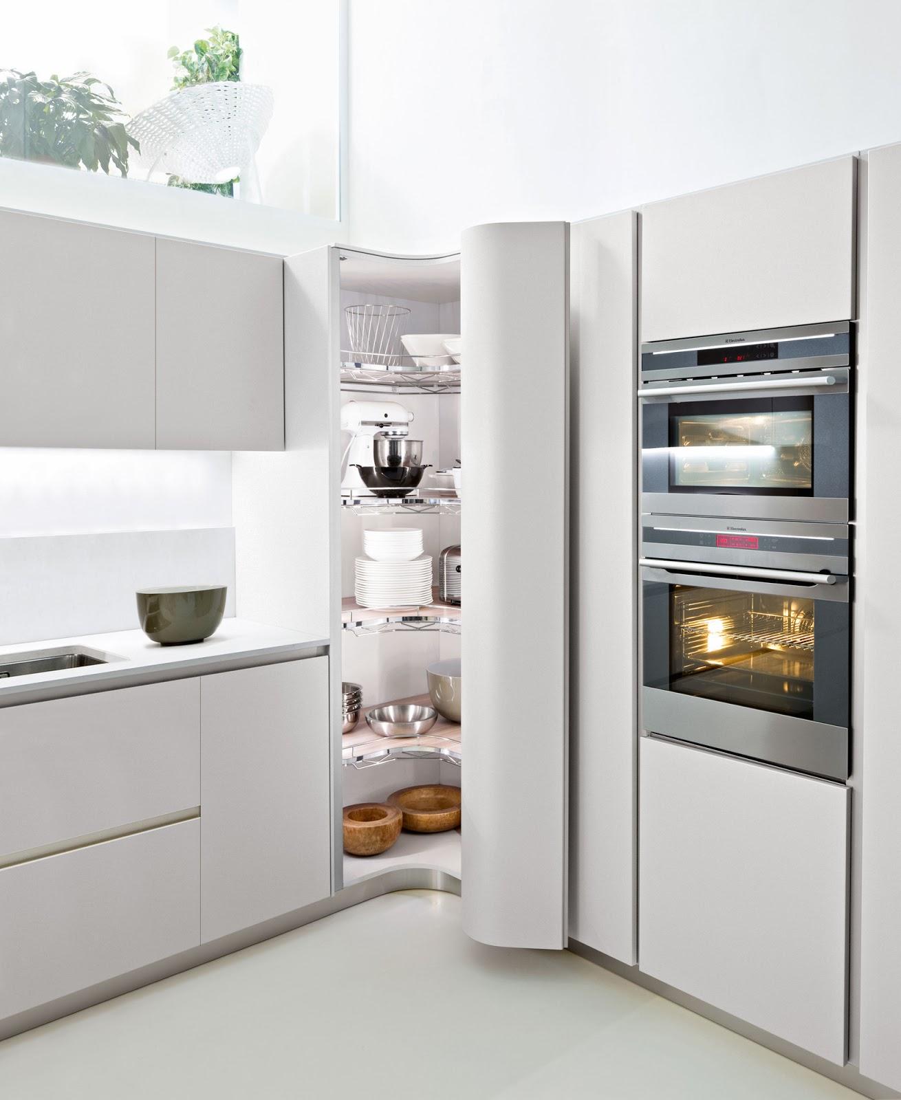 Cucine moderne le migliori soluzioni per arredare la tua - Soluzioni angolo cucina ...