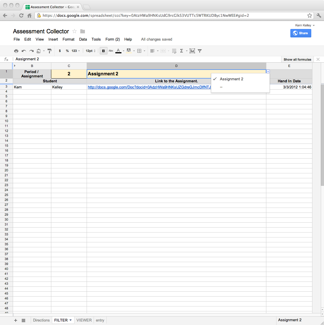 The Tech Curve: Managing Google Docs in the Classroom