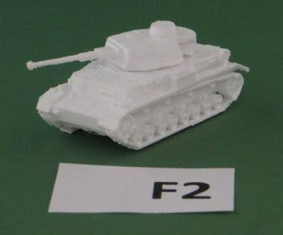 Ausf F2,    7.5cm KwK 40 L/43 gun