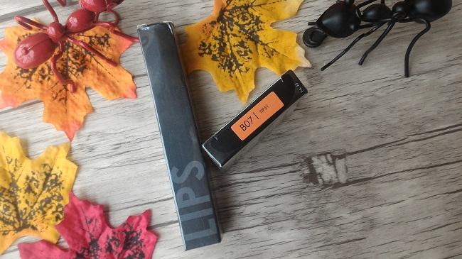 Maquillaje de otoño de la marca Focallure