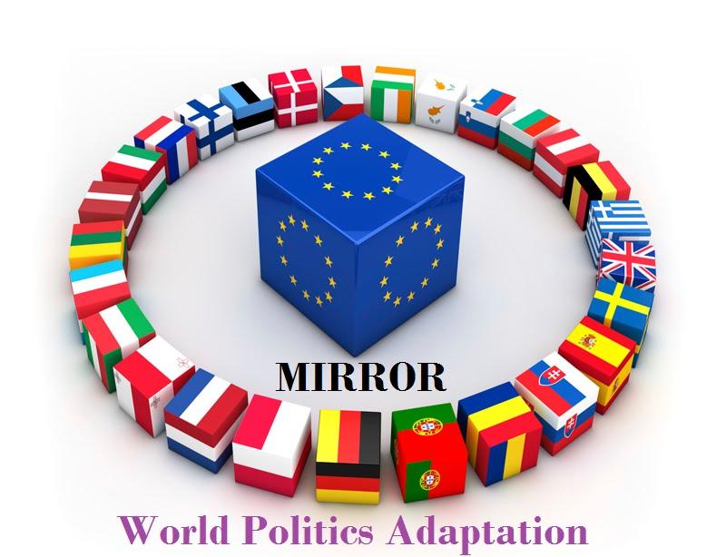 The Mirror : World Politics Adaptation: ADVANTAGES OF