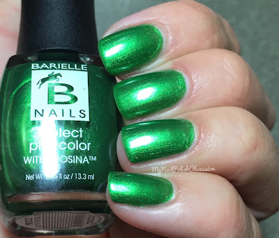 Barielle Protect Plus Color with Prosina; Lily of the Valley