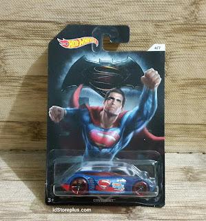 Jual DIECAST HOT WHEELS SUPERMAN COVELIGHT DC COMICS Wal-Mart Exclusive