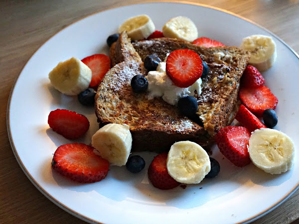 Sweet Slimming World Breakfasts | French Toast & Baked Oats