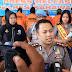 Kapolres Karawang Gelar Ekspose Kasus 9 Tersangka Bandar Narkoba