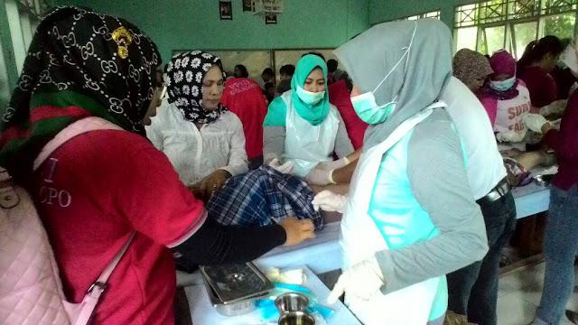 Ribuan Anak Disunat Massal di Palopo
