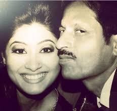 Krishna Mukherjee Family Husband Son Daughter Father Mother Age Height Biography Profile Wedding Photos