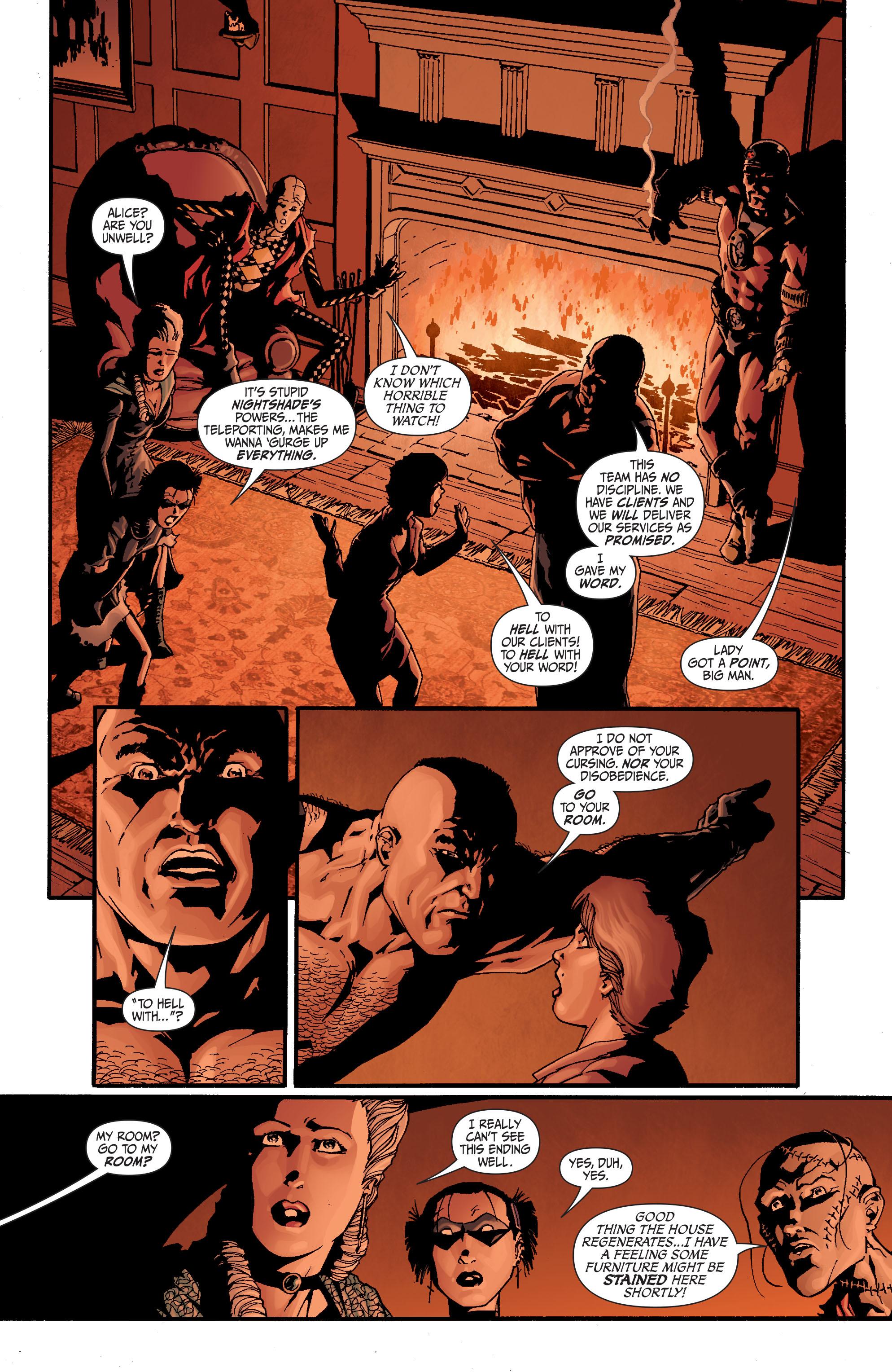 Read online Secret Six (2008) comic -  Issue #20 - 13