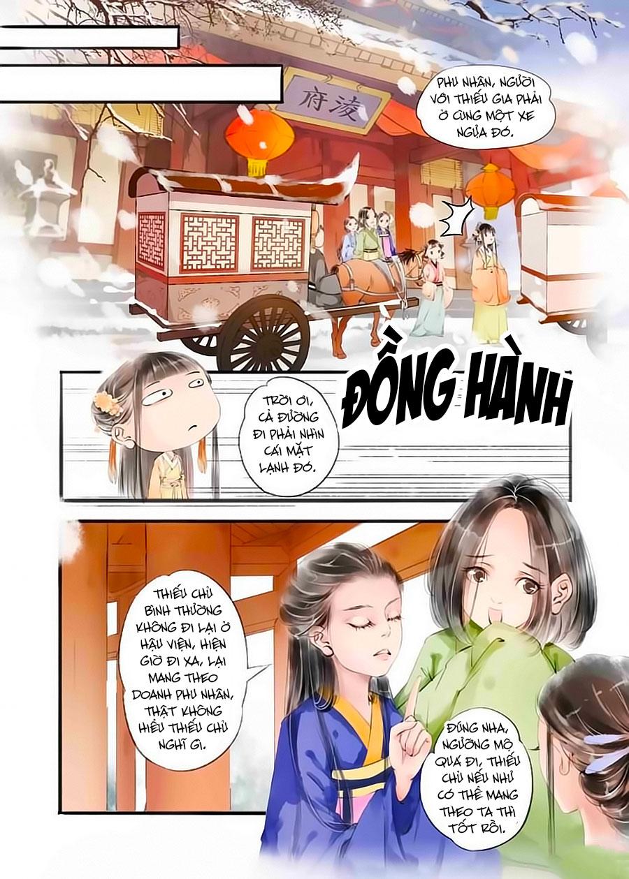 Nhà Ta Có Tiểu Thiếp chap 26 - Trang 2