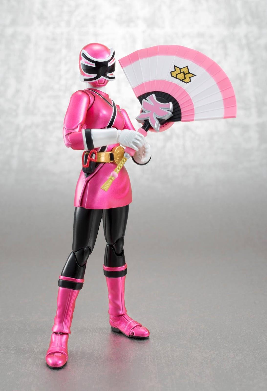Sentaifive S Tokusatsu Multiverse Power Rangers Sdcc
