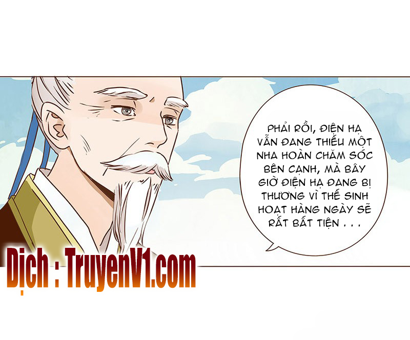 Đế Vương Trắc Chap 30