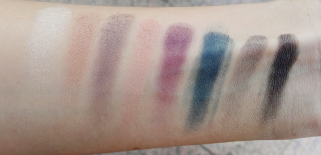 Swatch Iconic Pro 2 - Makeup Revolution