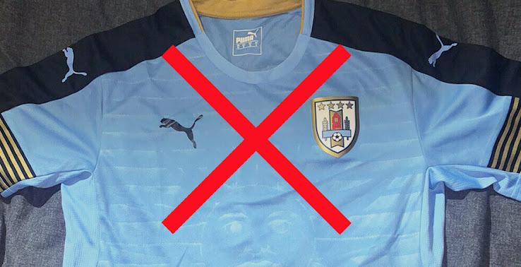 Stunning Puma Uruguay 2016 Prototype Shirt Revealed - Here's Why ...