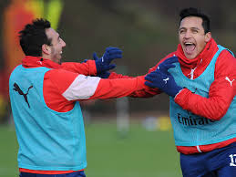 Carzola And Sanchez