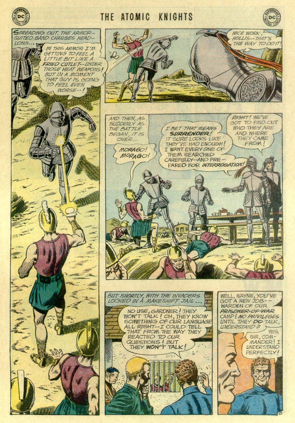 Strange Adventures (1950) issue 222 - Page 31