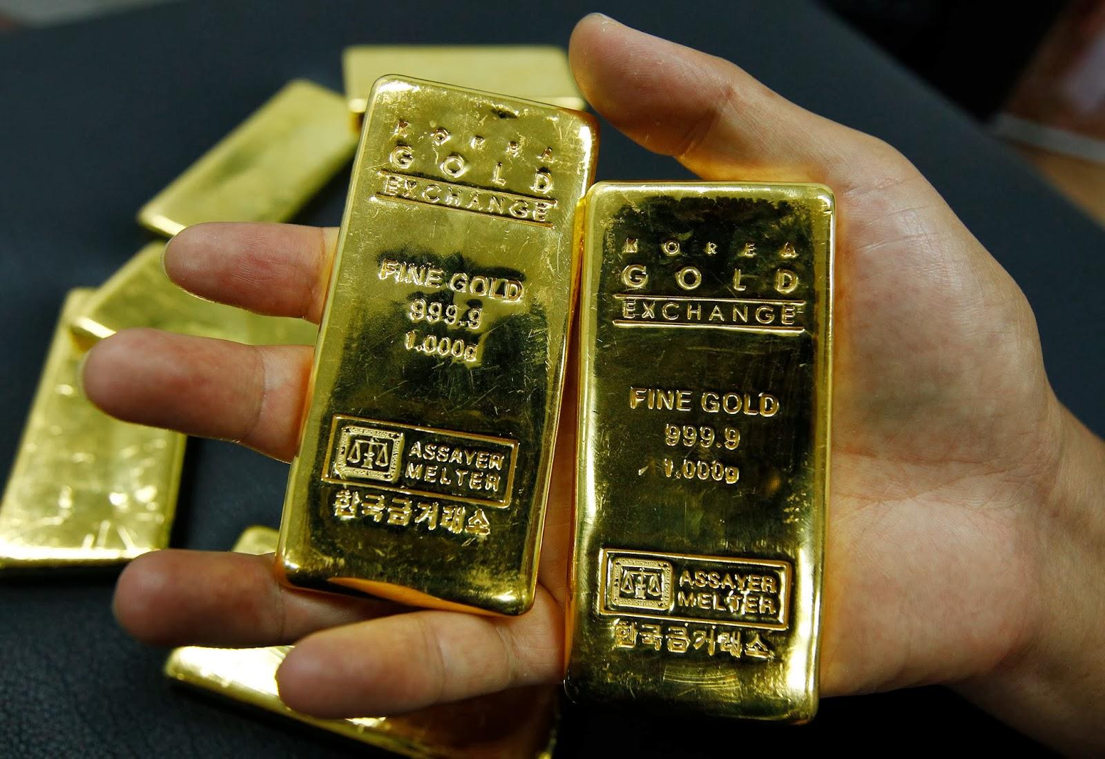 Investimento Em Valor O Mercado De Ouro