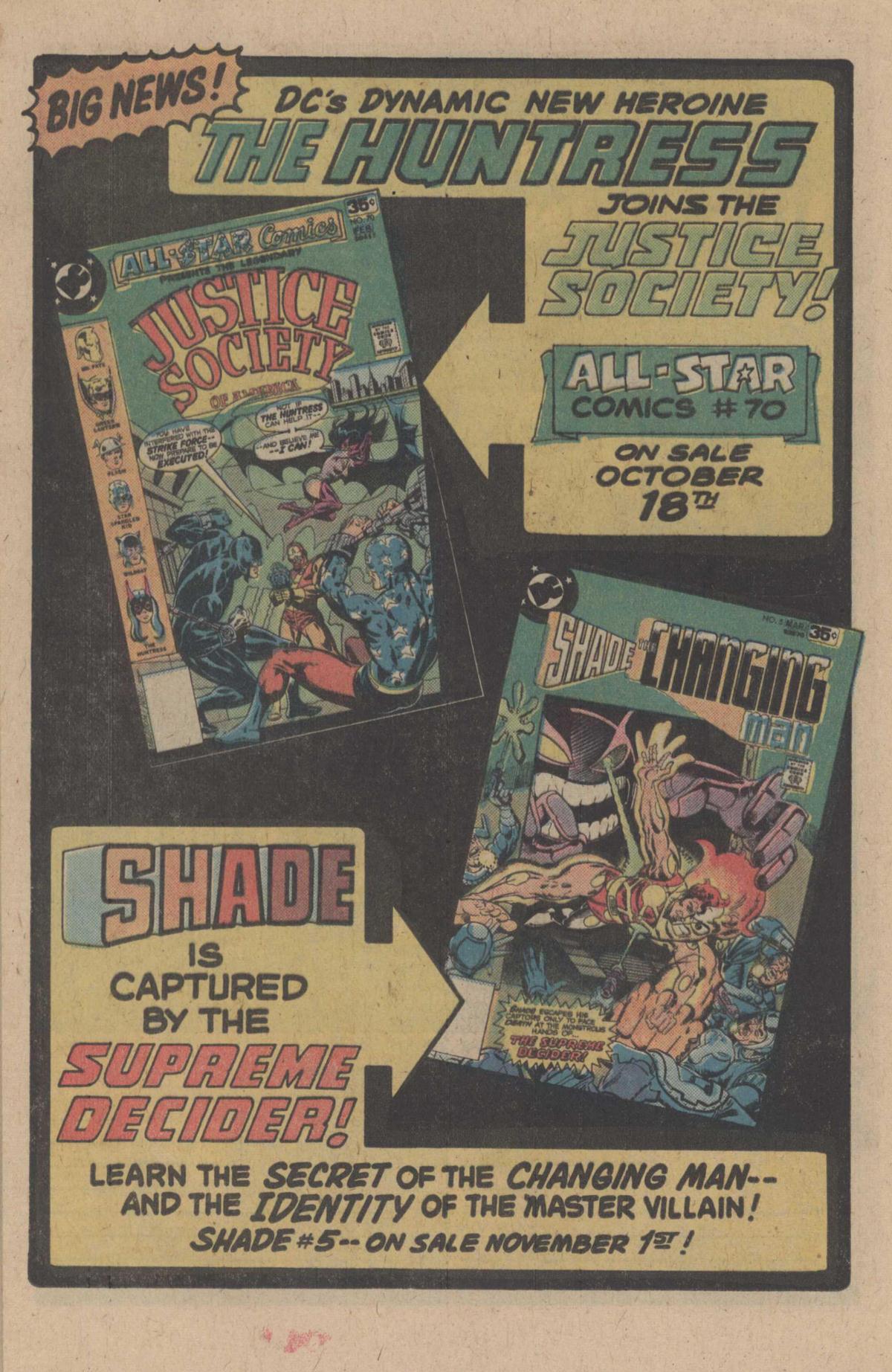 Read online All-Star Comics comic -  Issue #70 - 24
