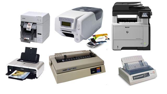 7 Jenis Printer Beserta Kelebihan dan Fungsinya