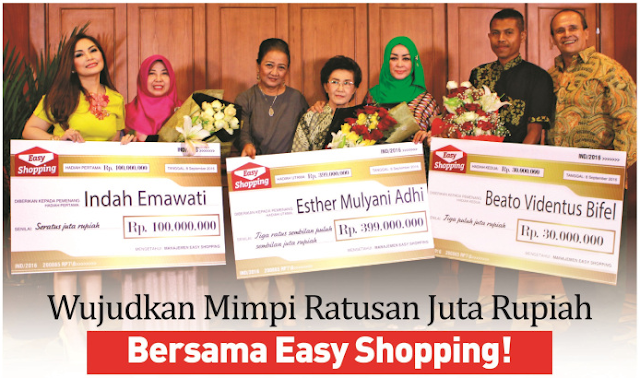Easy Shopping Indonesia
