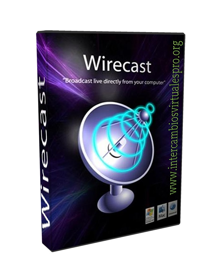 Telestream Wirecast Pro 7.7.0 poster box cover