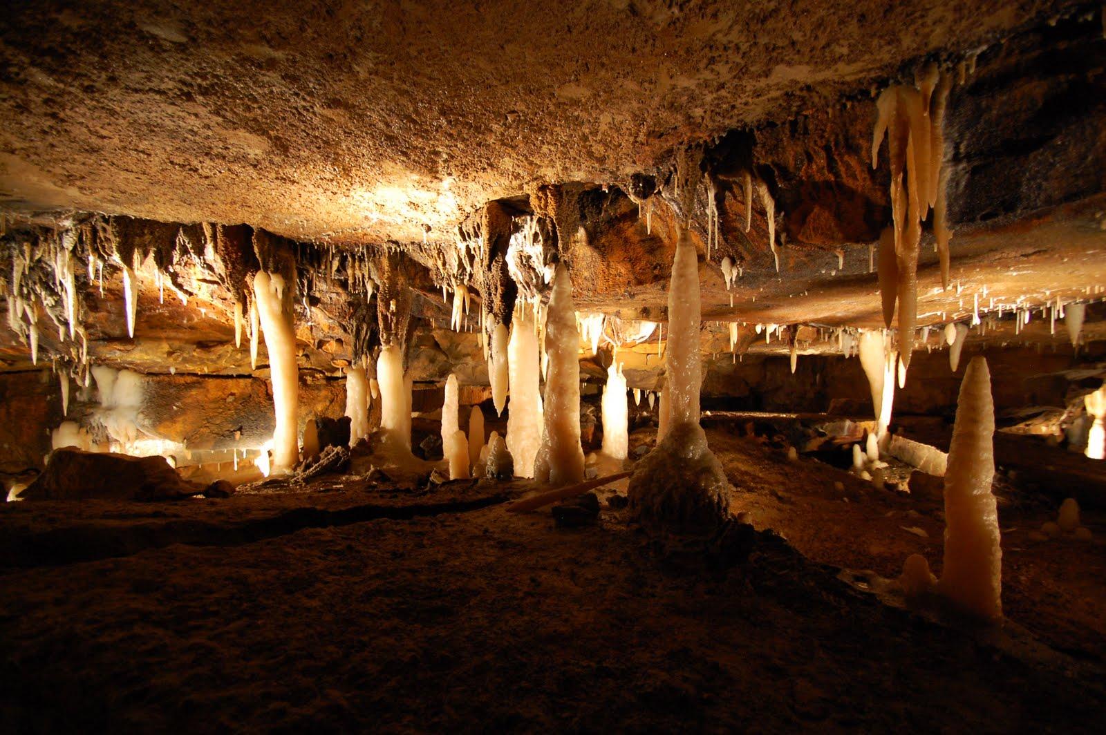 Air Force Graduation >> Life as we Live it: Ohio Caverns