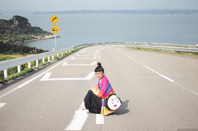 瀬戸内国際芸術2016 豊島 フォトジェニックな坂とKanaho