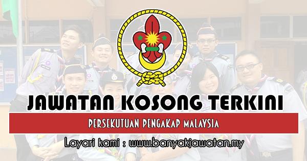 Jawatan Kosong 2019 di Persekutuan Pengakap Malaysia